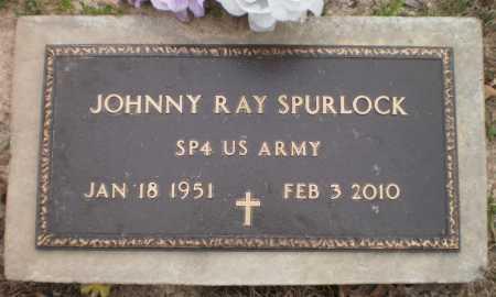 SPURLOCK (VETERAN), JOHNNY RAY - Ashley County, Arkansas | JOHNNY RAY SPURLOCK (VETERAN) - Arkansas Gravestone Photos