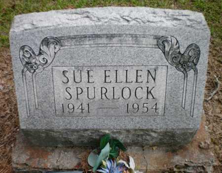 SPURLOCK, SUE ELLEN - Ashley County, Arkansas | SUE ELLEN SPURLOCK - Arkansas Gravestone Photos