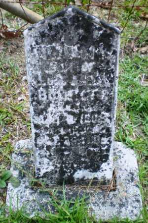 BURNETT, WILLIAM W - Ashley County, Arkansas | WILLIAM W BURNETT - Arkansas Gravestone Photos