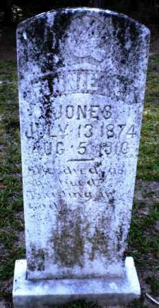 JONES, FANNIE L - Ashley County, Arkansas | FANNIE L JONES - Arkansas Gravestone Photos