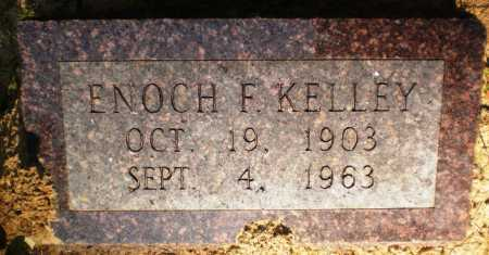 KELLEY, ENOCH F - Ashley County, Arkansas | ENOCH F KELLEY - Arkansas Gravestone Photos