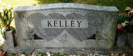 KELLEY, JESSE JACK - Ashley County, Arkansas | JESSE JACK KELLEY - Arkansas Gravestone Photos