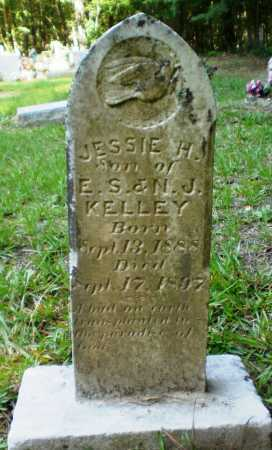 KELLEY, JESSIE H - Ashley County, Arkansas | JESSIE H KELLEY - Arkansas Gravestone Photos