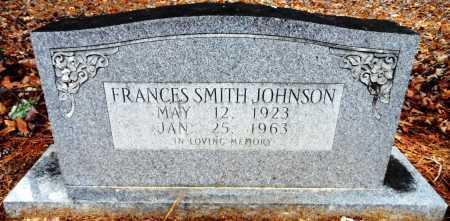 JOHNSON, FRANCES - Ashley County, Arkansas   FRANCES JOHNSON - Arkansas Gravestone Photos