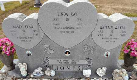 JONES, LINDA KAY - Ashley County, Arkansas | LINDA KAY JONES - Arkansas Gravestone Photos