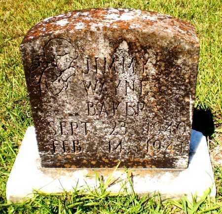 BAKER, JIMMY WAYNE - Ashley County, Arkansas   JIMMY WAYNE BAKER - Arkansas Gravestone Photos
