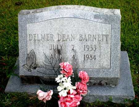 BARNETT, DELMER DEAN - Ashley County, Arkansas | DELMER DEAN BARNETT - Arkansas Gravestone Photos