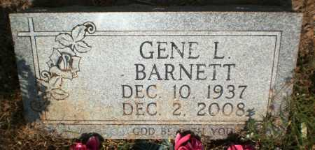 BARNETT, GENE L - Ashley County, Arkansas | GENE L BARNETT - Arkansas Gravestone Photos