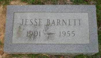 BARNETT, JESSE - Ashley County, Arkansas | JESSE BARNETT - Arkansas Gravestone Photos