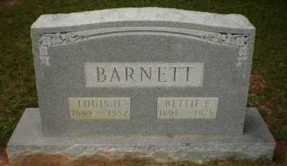 BARNETT, BETTIE E - Ashley County, Arkansas | BETTIE E BARNETT - Arkansas Gravestone Photos