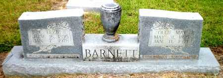BARNETT, OLLIE MAY - Ashley County, Arkansas | OLLIE MAY BARNETT - Arkansas Gravestone Photos
