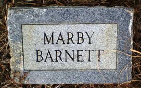BARNETT, MARBY - Ashley County, Arkansas | MARBY BARNETT - Arkansas Gravestone Photos