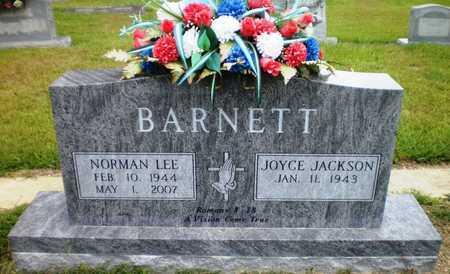 BARNETT, NORMAN LEE (OBIT) - Ashley County, Arkansas | NORMAN LEE (OBIT) BARNETT - Arkansas Gravestone Photos