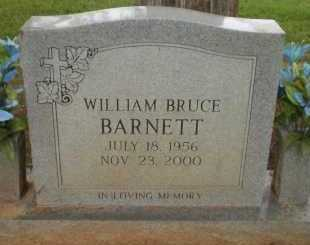 BARNETT, WILLIAM BRUCE - Ashley County, Arkansas | WILLIAM BRUCE BARNETT - Arkansas Gravestone Photos