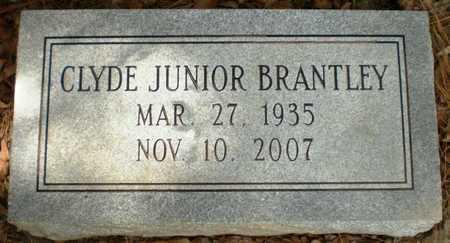 BRANTLEY, CLYDE JUNIOR (OBIT) - Ashley County, Arkansas | CLYDE JUNIOR (OBIT) BRANTLEY - Arkansas Gravestone Photos