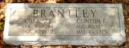 BRANTLEY, CORA LEE - Ashley County, Arkansas | CORA LEE BRANTLEY - Arkansas Gravestone Photos