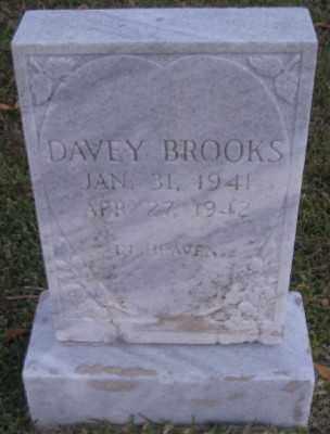 BROOKS, DAVEY - Ashley County, Arkansas   DAVEY BROOKS - Arkansas Gravestone Photos