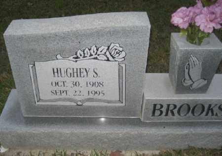 BROOKS, HUGHEY SANDERS - Ashley County, Arkansas   HUGHEY SANDERS BROOKS - Arkansas Gravestone Photos