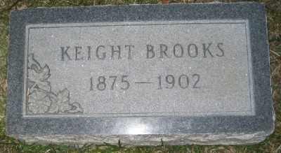 BROOKS, KEIGHT - Ashley County, Arkansas | KEIGHT BROOKS - Arkansas Gravestone Photos