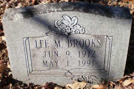 BROOKS, LEE M - Ashley County, Arkansas | LEE M BROOKS - Arkansas Gravestone Photos