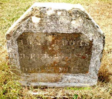 BROOKS, TOM - Ashley County, Arkansas | TOM BROOKS - Arkansas Gravestone Photos