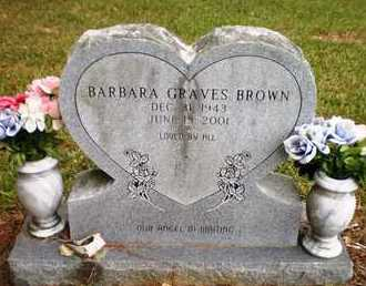 BROWN, BARBARA JEANETTE - Ashley County, Arkansas | BARBARA JEANETTE BROWN - Arkansas Gravestone Photos
