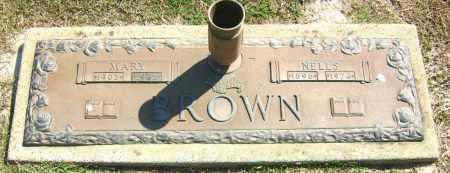 BROWN, MARY - Ashley County, Arkansas | MARY BROWN - Arkansas Gravestone Photos