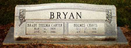 CARTER BRYAN, BRADY THELMA - Ashley County, Arkansas | BRADY THELMA CARTER BRYAN - Arkansas Gravestone Photos