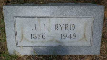BYRD, JOHN IRA - Ashley County, Arkansas   JOHN IRA BYRD - Arkansas Gravestone Photos