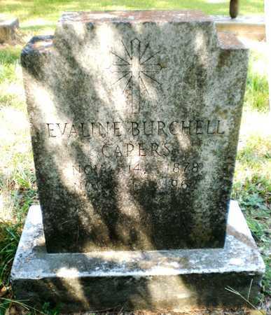 BURCHELL, EVALINE - Ashley County, Arkansas | EVALINE BURCHELL - Arkansas Gravestone Photos