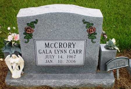 MCCRORY CARR, GALA LYNN (OBIT) - Ashley County, Arkansas   GALA LYNN (OBIT) MCCRORY CARR - Arkansas Gravestone Photos
