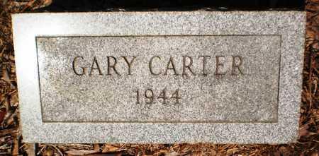 CARTER, GARY - Ashley County, Arkansas | GARY CARTER - Arkansas Gravestone Photos
