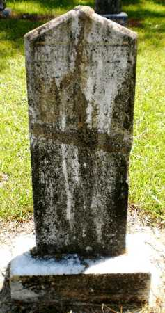 CARTER, HATTIE MAY (OLD STONE) - Ashley County, Arkansas | HATTIE MAY (OLD STONE) CARTER - Arkansas Gravestone Photos