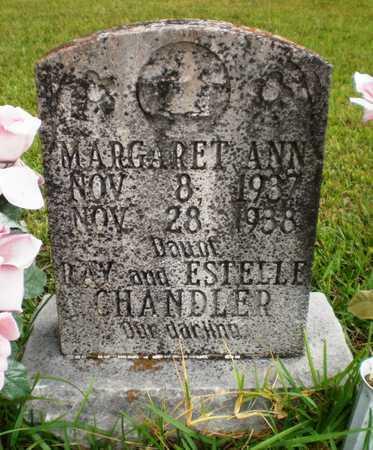 CHANDLER, MARGARET ANN - Ashley County, Arkansas | MARGARET ANN CHANDLER - Arkansas Gravestone Photos