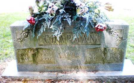 MARTIN CHAPMAN, ODIEST O - Ashley County, Arkansas | ODIEST O MARTIN CHAPMAN - Arkansas Gravestone Photos