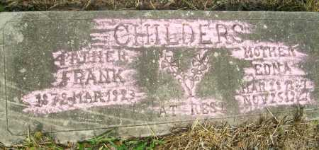HARRIS CHILDERS, EDNA - Ashley County, Arkansas | EDNA HARRIS CHILDERS - Arkansas Gravestone Photos