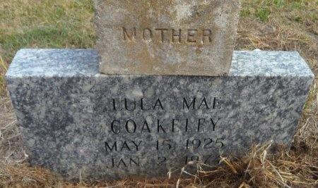 COAKELEY, LULA MAE - Ashley County, Arkansas   LULA MAE COAKELEY - Arkansas Gravestone Photos