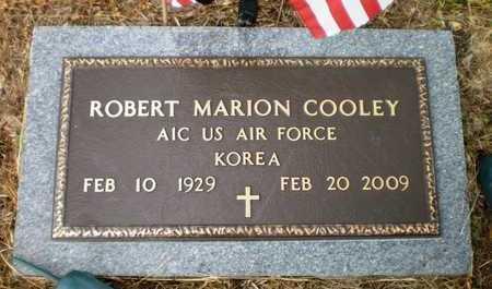 COOLEY (VETERAN KOR), ROBERT MARION - Ashley County, Arkansas | ROBERT MARION COOLEY (VETERAN KOR) - Arkansas Gravestone Photos