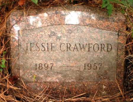 CRAWFORD, JESSIE - Ashley County, Arkansas | JESSIE CRAWFORD - Arkansas Gravestone Photos