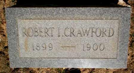 CRAWFORD, ROBERT I - Ashley County, Arkansas   ROBERT I CRAWFORD - Arkansas Gravestone Photos