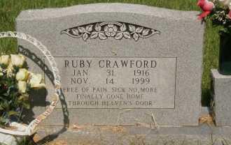 CRAWFORD, RUBY MAE - Ashley County, Arkansas | RUBY MAE CRAWFORD - Arkansas Gravestone Photos