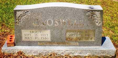 REDDING CROSWELL, PEARL - Ashley County, Arkansas | PEARL REDDING CROSWELL - Arkansas Gravestone Photos