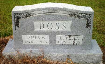 DOSS, LOVELLA - Ashley County, Arkansas   LOVELLA DOSS - Arkansas Gravestone Photos