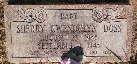 DOSS, SHERRY GWENDOLYN - Ashley County, Arkansas | SHERRY GWENDOLYN DOSS - Arkansas Gravestone Photos