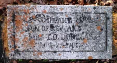 DOUGLAS, INFANT SON - Ashley County, Arkansas | INFANT SON DOUGLAS - Arkansas Gravestone Photos