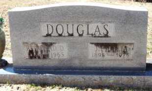 DOUGLAS, J FIDELIA - Ashley County, Arkansas | J FIDELIA DOUGLAS - Arkansas Gravestone Photos