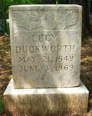 """DUCKWORTH, LUCINDA J """"LUCY"""" - Ashley County, Arkansas   LUCINDA J """"LUCY"""" DUCKWORTH - Arkansas Gravestone Photos"""