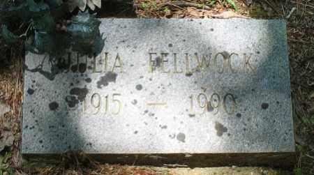 FELLWOCK, JULIA - Ashley County, Arkansas   JULIA FELLWOCK - Arkansas Gravestone Photos