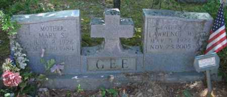 GEE, MARY S. - Ashley County, Arkansas   MARY S. GEE - Arkansas Gravestone Photos