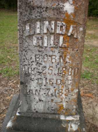 GILL, LINDA (CLOSE UP) - Ashley County, Arkansas | LINDA (CLOSE UP) GILL - Arkansas Gravestone Photos